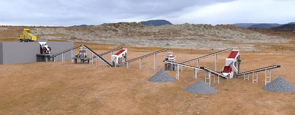 机制砂生产线设备配置